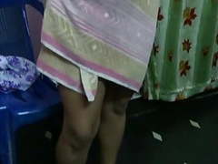 Telugu aunty affair with uncle when husband not in home videos