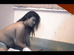 Busty indian girl having perfect sex - surprise massage videos