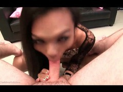 Ladyboy fingers his butt and sucks his dick movies at kilotop.com