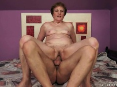Thick mature banged in her pink pussy movies at adspics.com