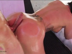 Oiled up destiny dixon fucked outdoors videos