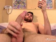 Sexy straight jaxon masturbating movies at lingerie-mania.com