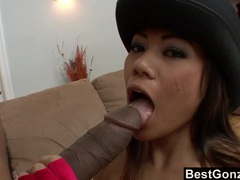 Big black dick vs petite asian slut movies at kilotop.com