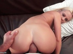 Pov anal sex with a blue eyed blonde girl videos