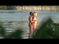 Thesandfly public sex on the shores! videos