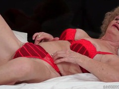 Hairy cunt granny eaten out by eager guy movies at find-best-tits.com