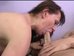 Bent over mature sucks dick and gets fucked movies at find-best-pussy.com