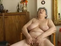 Grandma masturbates big tits and masturbates movies at kilotop.com