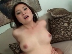 Rock hard boner fucks asian cunt doggystyle tubes at asian.sgirls.net