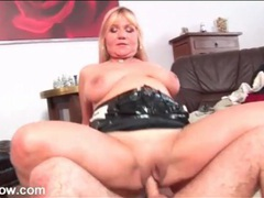 Big mature tits bounce in doggystyle fuck video movies at sgirls.net
