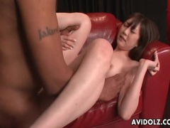 Interracial japanese sex with a hot creampie tubes at japanese.sgirls.net