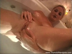 How about a handjob in the hot tub? tubes