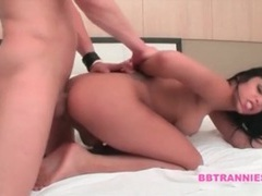 Tranny asshole tapped bareback until he cums movies at kilotop.com
