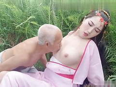 Ancient costume, female ghost tempts 70 year old farmer, Asian, Chinese, HD Videos, Ass Licking, Farmer, Eating Pussy, Pussy Licking, Kissing, Asian Pussy, Costume, Chinese Pussy, Females, China Sex, 70 Years, Ghost, Old Farmer movies at find-best-pussy.com
