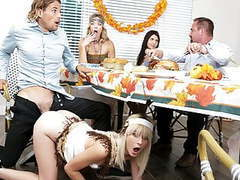 My step cousins cum for thanksgiving - s16:e4, Blonde, Blowjob, Creampie, HD Videos, Deep Throat, Orgasm, Eating Pussy, Threesome, Long Hair, Hot Blonde, Small Boobs, Cowgirl, Lick My Pussy, Cowgirl Position, Deep Throating, Fair Skin, Cream Pies, Vagina  videos