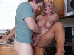 Mother & stepson's fresh start - pt 1 of 3 - family therapy, Blonde, Creampie, MILF, POV, HD Videos, Cougar, Big Tits, Family, Big Cock, MILF Creampie, Mother, Mommy Sex, Son, Mom, Mom Son, Mother Son, Step Son, Mom Son Creampie, Family Therapy videos