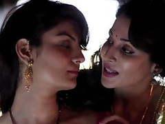Gandi baat flora saini anveshi jain hot scenes videos