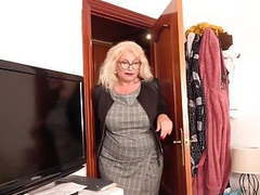 Senora fina, Blonde, Mature, Stockings, Granny, HD Videos, Spanish, Big Tits, Big Ass, European, Curvy MILF, Curvy Mature, Curvy Cougar, Senoras, Mom, Curvy, Fina movies at freekilomovies.com