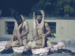 Shri episode 3 (2x2 foursome uncut) movies at freekiloclips.com
