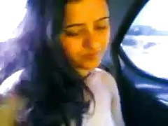 Desi babe sucked and fucked in car videos
