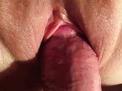 Cumming inside my wife's 45 yo mother of three's pussy, Porn for Women, Pretty Pussy, Pussy, Bald Pussy, Amateur MILF, Puffy Pussy, MILF Creampie, Mother, American, Masturbating, Creampie Pussy, Erect Clit videos