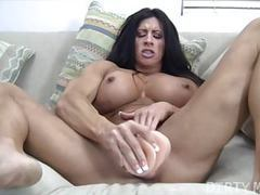 Naked female bodybuilder angela salvagno fucks herself, Masturbation, Big Boobs, HD Videos, Muscular Woman, Bodybuilder, Dildo, Big Tits, Girl Masturbating, Female Bodybuilder, Female Muscle Network, Naked, Female, Naked Female, Fucking Female, Naked Body videos