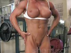 Female bodybuilder melissa dettwiller gets naked in the gym, Blonde, Big Boobs, Softcore, HD Videos, Muscular Woman, Bodybuilder, Gym, Big Tits, Female Bodybuilder, Naked Gym, Female Muscle Network, Naked, Female, Naked Female, Naked Bodybuilder, Naked Fe videos