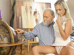 Old4k. middle-aged teacher and student have a good time at..., Teen, Student, Middle, Middle Aged, Teacher and Student, New Teacher, Dad, Old4K, Good, Time, Aged, Good Student, Good Teacher movies at kilopills.com