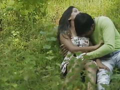 Young college couples fucking in forest movies