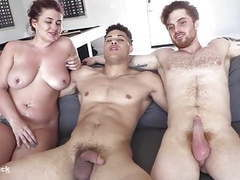 Beautiful bisexual threesome, Bisexual, Threesomes, HD Videos, Big Natural Tits, Threesome, Big Cock, Groups, Beautiful, Great, American, Best Orgy, Beautiful Threesome, Great Threesome, Great Orgy, Nice, Good Threesome, 60 FPS videos
