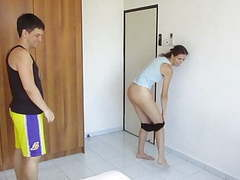 Super funny pantsing games, Brunette, MILF, HD Videos, Small Tits, Airplane, Scissoring, Short Shorts, Game, Random, Challenge, Laughing, Fun, Compilation, Sexy and Funny movies at find-best-hardcore.com