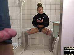Bitchy neighbor's daughter lets me jerk off, Amateur, Cumshot, Teen (18+), Femdom, German, HD Videos, Striptease, 18 Year Old, Neighbor, Porn for Women, European, Watching, Bitchy, Femdom Training, Daughter, Jerk off on Wife, Egon Kowalski, Jerk, Ger movies at freekiloporn.com