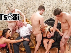 Rich bi couple throw a fucking decadence party, Anal, Blowjob, Mature, Big Boobs, Group Sex, Bisexual, Old &,  Young, Lingerie, HD Videos, Chubby, Orgy, Decadence, Bi Orgy, Party Fuck, Full Hd, Bi Couple, Bisexual Group Sex, Bi Anal, Bisexual Blowjob, movies at freekilosex.com