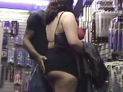 She finds a bbc at the adult bookstore, Amateur, Blowjob, BBW, Hidden Camera, Flashing, Voyeur, HD Videos, High Heels, Big Ass, Adult, Caught, Booty n high Heels, Latina, Find, Bookstore, Adult Bookstore videos