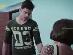 Young boy and indian aunty videos