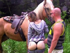 Hardcore outdoors fucking by the river with chubby alexandra, Couple, Hardcore, Outdoor, Reality, Long Hair, Forest Sex, Thong, Blowjob, Bra, Cowgirl, Doggystyle, Tattoo, Chubby, Missionary movies