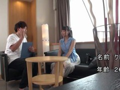 Quickie fucking between a lucky dude and a shy japanese girl videos