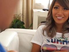 Incredible fucking on the sofa with beautiful japanese girl aika videos