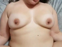 Sucking on a hard cock pleases this hottie more than anything, BBW videos
