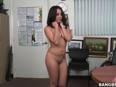 Amateur girl sophia torres gets her mouth fucked on the office table, Couple, Hardcore, Reality, Casting, Brunettes, Natural Tits, Blowjob, Office, Latina videos