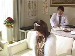 Hot amateur girl honoka yumeni drops her clothes to make a doctor hard movies at freekilomovies.com