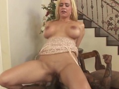 Cock hungry blonde sluts taking big black dicks in their pussies and enjoy getting fucked deep and good, Couple, Hardcore, Interracial, Blondes, Compilations videos