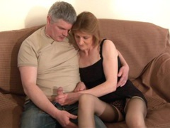 Pussy licking leads to wild fucking with adorable mature wife cee, Couple, Hardcore, British, MILF, Handjob, Blowjob, Pussy Licking, Lingerie, Stockings, Nylon, Pussy, Shaved Pussy, Natural Tits, Cowgirl, Doggystyle, Housewife movies at find-best-pussy.com