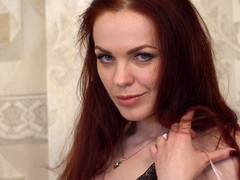 Amateur video of redhead wife alice wonderland pleasuring her puss, Solo Models, Masturbation, MILF, Redhead, Long Hair, Natural Tits, Tattoo, Pussy, Asshole videos