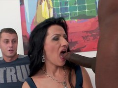 Swinger wives enjoy taking hard black cocks in mouth and sucking so good, Couple, Hardcore, Interracial, Cuckold, Housewife, Blowjob, Big Black Cock, Big Cocks, Compilations videos