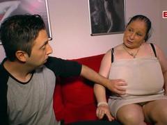 German big boobs ugly fat mom homemade, Mature, BBW, German movies at find-best-videos.com