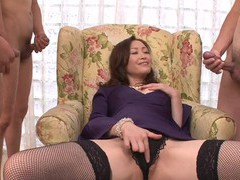 What to do with legs in stockings vol 35 videos
