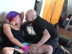 Naughty hottie loves nothing more than getting banged on the couch, Couple, Hardcore, Panties, Natural Tits, Pussy Licking, Shaved Pussy, Missionary, Leather movies at find-best-videos.com