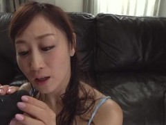 One of the things kawakami yuu loves is sucking on a stiff shaft movies at find-best-videos.com