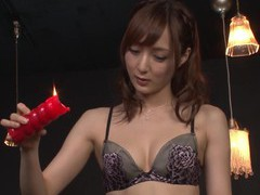 Nothing makes kaede fuyutsuki happier than playing with a dick movies at freekiloporn.com